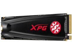 Твердотільний накопичувач A-Data XPG Gammix S5 2280 NVMe PCIe 3.0 x4 256GB AGAMMIXS5-256GT-C