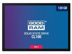 Твердотільний накопичувач GOODRAM CL100 Gen2 120GB SSDPR-CL100-120-G2