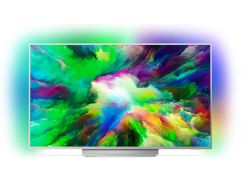 Телевізор LED Philips 49PUS7803/12 (Android TV, Wi-Fi, 3840x2160)
