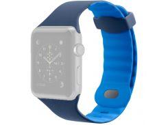 Ремінець Belkin for Apple Watch 42mm Sport Band Blue  (F8W730btC02)