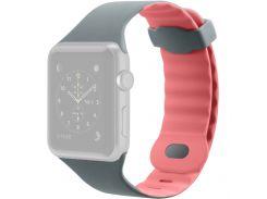 Ремінець Belkin for Apple Watch 38mm Sport Band Pink  (F8W729btC01)