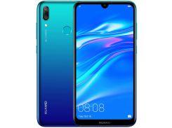 Смартфон Huawei Y7 2019 DUB-LX1 3/32GB Aurora Blue  (Y7 2019 (DUB-LX1) Blue)