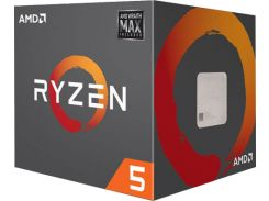 Процесор AMD Ryzen 5 2600X (YD260XBCAFMAX) Box with Wraith Max thermal solution