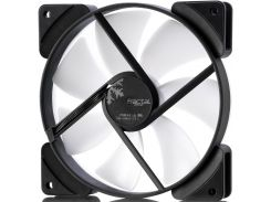 Вентилятор для корпуса FRACTAL DESIGN Prisma AL-14 White/Black  (FD-FAN-PRI-AL14)