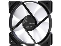 Вентилятор для корпуса FRACTAL DESIGN Prisma AL-12 White/Black  (FD-FAN-PRI-AL12)