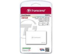 Кардрідер Transcend TS-RDF8W2 White
