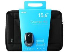 Сумка для ноутбука Acer Starter Kit Belly Band Black + Мишка