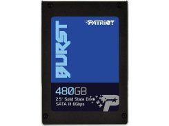 Твердотільний накопичувач Patriot Burst 480GB PBU480GS25SSDR