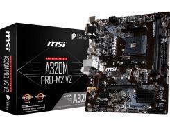 Материнська плата MSI A320M PRO-M2 V2