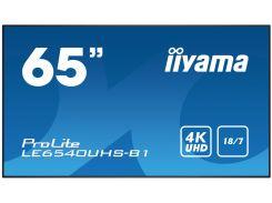 Монітор iiyama ProLite LE6540UHS-B1 Black