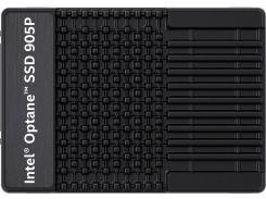 Твердотільний накопичувач Intel Optane 905P PCIe 3.0 x4 NVMe 480GB SSDPE21D480GAX1 956950