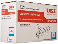 Drum Unit OKI C5850/5950 Cyan (43870023)