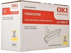 Drum Unit OKI C56/57 Yellow (43381705)