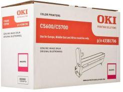 Drum Unit OKI C56/57 Magenta (43381706)