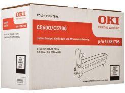 Drum Unit OKI C56/57 Black (43381708)