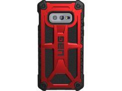 Чохол UAG for Samsung Galaxy S10e - Monarch Crimson  (211331119494)