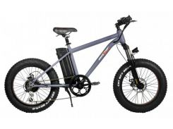 Електровелосипед Maxxter Allroad Graphite  (ALLROAD/Graphite)