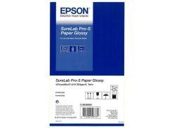 Фотопапір Epson SureLab Pro-S Paper Glossy 5 65м 2 рулони