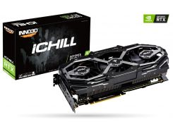 Відеокарта Inno3D RTX 2080 iChill X3 Jekyll (C20803-08D6X-1780VA16)
