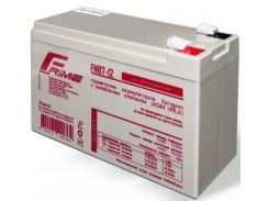 Батарея для ПБЖ Frime FNB7-12 AGM