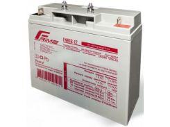 Батарея для ПБЖ Frime FNB18-12 AGM