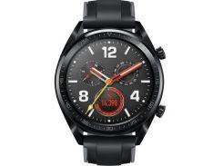 Смарт годинник Huawei Watch GT FTN-B19 Black  (55023259)