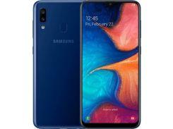 Смартфон Samsung Galaxy A20 A205F 3/32GB SM-A205FZBVSEK Blue