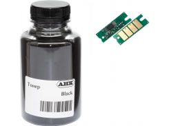Тонер+ чіп АНК for Ricoh Aficio SP 310 Black бутль 105g