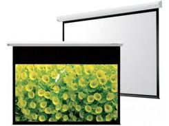 Проекційний екран GrandView CB-MP189(16:10)WM5 4.07x2.54м, стельовий настінний моторизований