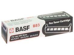 Тонер BASF for Panasonic KX-FLM653/663, KX-FL511/513/543 аналог KX-FA83A7 Black туба