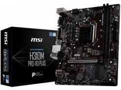 Материнська плата MSI H310M PRO-VD PLUS
