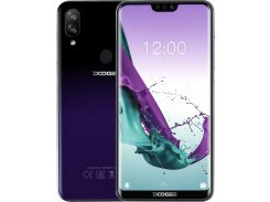 Смартфон Doogee Y7 3/32GB Phantom Purple  (Y7 Phantom Purpul)