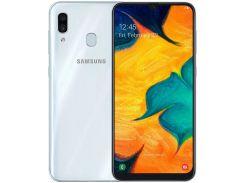 Смартфон Samsung Galaxy A30 A305F 4/64GB White  (SM-A305FZWOSEK)