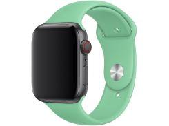 Ремінець Apple Sport Band for Apple Watch 44mm Spearmint - S/M  M/L  (MV792)