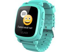 Смарт годинник Elari KidPhone 2 Green  (KP-2G)