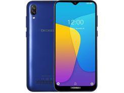 Смартфон Doogee X90 1/16GB Blue  (X90 Blue)