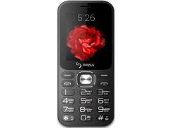 Мобільний телефон SIGMA X-Style 32 Boombox Black