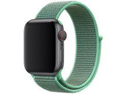 Ремінець Apple Sport Loop for Apple Watch 40mm Spearmint  (MV8G2)