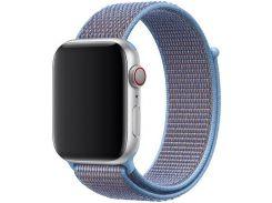 Ремінець Apple Sport Loop for Apple Watch 44mm Cerulean  (MV6J2)