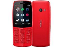 Мобільний телефон Nokia 210 Red