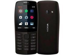 Мобільний телефон Nokia 210 Black