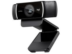 web-камера logitech c922 pro stream  (l960-001088)