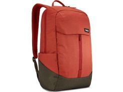 Рюкзак для ноутбука Thule Lithos TLBP-116 20L Rooibos/Forest Night