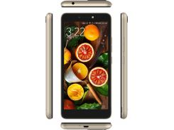 Смартфон TECNO POP 2 Power B1P 1/16GB Champagne Gold  (4895180747410)