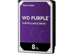 Жорсткий диск Western Digital Purple 8TB WD82PURZ