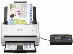 Сканер Epson WorkForce DS-530N А4