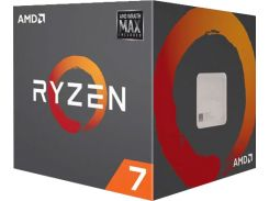 Процесор AMD Ryzen 7 2700 (YD2700BBAFMAX) Box with Wraith Max thermal solution