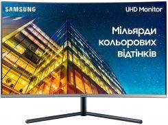 Монітор Samsung LU32R590CWIXCI Black