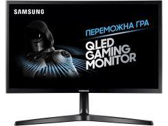 Монітор Samsung LC24RG50FQIXCI Black