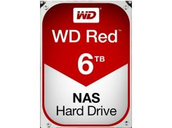 Жорсткий диск Western Digital Red 6TB WD60EFAX